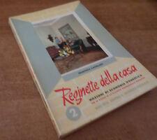 Francesca Castellino REGINETTE DELLA CASA Economia domestica SEI 1960