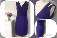 PREEN Dress Size 12 PURPLE | Smart Party Wedding cocktail occasion
