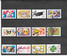 FRANCE 2018.EMOJI.SERIE COMPLETE DE 12 TIMBRES AUTOADHESIFS CACHETS RONDS