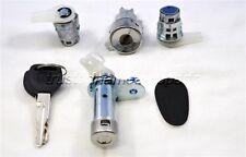 Door, Ignition, Trunk Cylinder Lock Set Kit