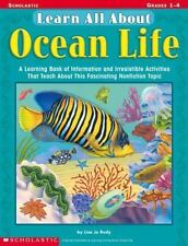 Learn All About: Ocean Life: A Learning Bank of Information and Irresistible Act
