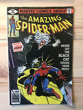 Amazing Spiderman #194 first printing 1979 Marvel Comic Book 1st Black Cat