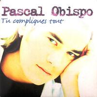Pascal Obispo CD Single Tu Compliques Tout - France (VG/VG)