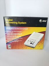 AT&T Digital Answering System 1720 Tapeless Answering Machine-In Original Box!