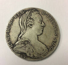 ONE Austria Thaler, 1780, Crowned imperial double eagles