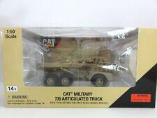 "CATERPILLAR NORSCOT 55251 CAT 730 ADT ""MILITARY"" 1:50 NEW IN BOX"