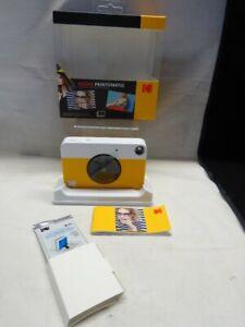 "NIB Kodak Printomatic Digital Instant 2"" x 3"" Photo Print Camera Gift Idea"