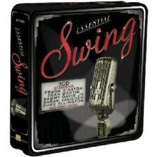 ESSENTIAL SWING (LIM.METALBOX EDITION) 3 CD NEW!