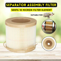 2010PM Racor 30µ Diesel Fuel Filter Element/Water separator - Racor 500 Turbine