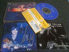 MICK TAYLOR / shadow man / JAPAN LTD CD OBI