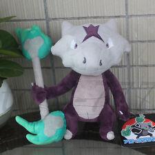 Pokemon Sun Moon Alola Final 8'' Marowak Stuffed Animal Plush Soft Toy Nintendo