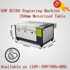 RUIDA 50W Co2 Laser Cutter and Engraver Machine 24''x16'  Motorized Platform