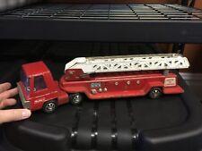 Vintage Buddy L Hook and Ladder Pressed Steel Truck….Pre-Owned