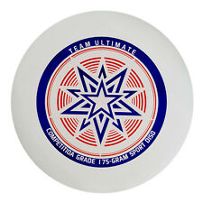 Flying Ultimate UFO Sport Disc Durable Long Flight 175 Gram Diameter 11 in