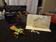 Transformers Generation One Decepticon Insecticon Venom Mib Box