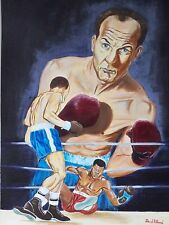Cassius Clay v Henry Cooper by David Putland - A3 Limited edition Prints