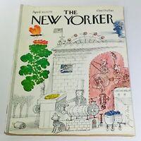 The New Yorker: April 30 1979 Full Magazine/Theme Cover Joseph Low