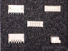 5x JST Stiftleiste SMD 5-polig, RM 1,5 (Steckverbinder 0,5 ,PIN,Stecker,1.5)N490