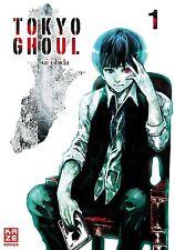 Tokyo Ghoul - Band 1 / Manga / Action / Kaze / Neu