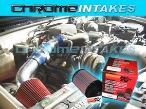 96-00 GMC/CHEVY C/K 1500/2500/3500 5.0 5.0L/5.7 5.7L V8 AIR INTAKE KIT 2P+K&N