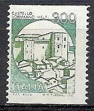 1981 ITALIA CASTELLO BOBINA 300 LIRE MNH ** - ED7956