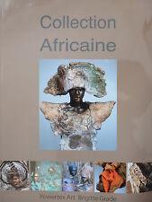 "LIVRE POWERTEX /MODELAGE SCULPTURE ""african collection""+"
