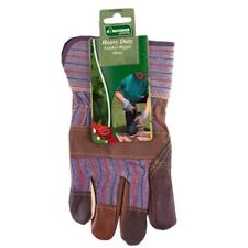 Heavy Duty Rigger Gloves Large Leather