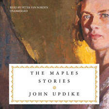 The Maples Stories by John Updike 2012 Unabridged CD 9781609988371