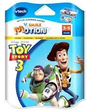 Vtech Disney Pixar Toy Story 3 V.Smile Motion Game Age 3-5