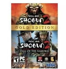 Total War: Shogun 2 -- Gold Edition (PC, 2013)