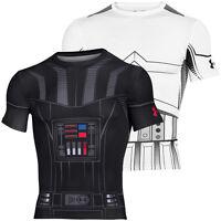 Under Armour Star Wars Vader Trooper Compression Short Sleeve Shirt starwars
