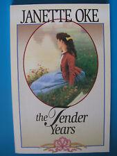 Janet Oke-The Tender Years:A Prairie Legacy volume 1 paperback-1997