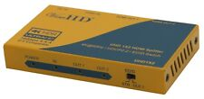 ViewHD NEWEST 4K HDMI 2.0 HDCP 2.2 4K@60Hz 1x2 Splitter HDR Dolby Vision UHD1X2