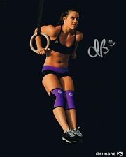 Camille Leblanc-Bazinet Autographed Muscle Up Signed 8x10 Photo + Proof