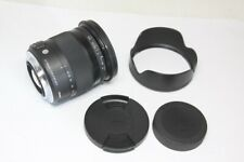 Sigma 17-70mm F/2.8-4 DC MACRO OS HSM contemporary Lens For Sony
