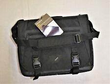 "Targus A7 Black Laptop Messenger Bag w/ Shoulder Strap 14"" Lap Top New"