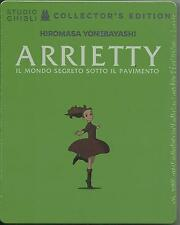 Arrietty (1995) s.e. Blu Ray + DVD metal box