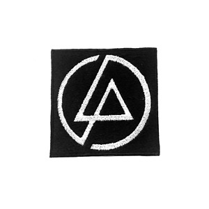 Embroidered Patches Sew Iron On Linkin Park Rock Jacket Jeans Badge Tag Applique