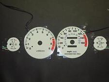 PerFormax Glow Gauge Face 1995-99 Mitsubishi Eclipse Turbo Manual Trans EL9599EM