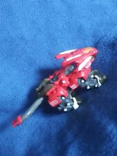 Zoids Battle Champions Red Blade Liger Tomy Hasbro 2001 Mini Collection Tiger