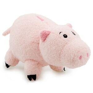 "Toy Story 3 Hamm Pig Plush Soft Stuffed Doll Toy 7"" 17 cm wide"