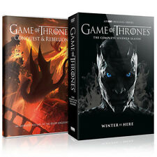 Game of Thrones: The Complete Season 7 (DVD, 2017, 5-Disc Box Set)
