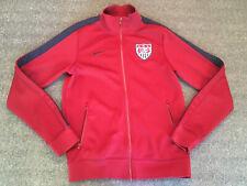 Men's Nike USA Soccer Track Jacket Logo Size Small