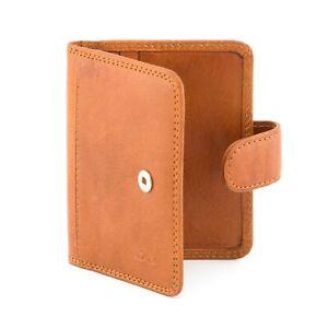 Genuine Italian Leather Card Holder by Tony Perotti - RRP £22.50