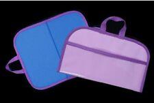 Felt / Flannel Board w/ handles & storage 14.5 X17 Lavender
