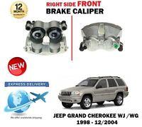 pour Jeep Grand Cherokee WJ WG 1998-2004 neuf ATE Cote Droit ÉTRIER DE FREIN