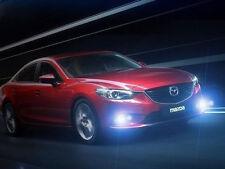 2013 2014 2015 Mazda 6 Xenon Halogen Fog Lamps Driving Lights Kit