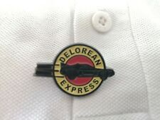 Back to the Future Delorean Express Pin Badge