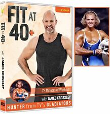 "Fit At 40+ with James Crossley ""Hunter from Gladiators"" (Fit At Forty Plus)"