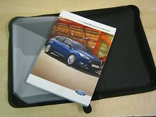 FORD FOCUS  OWNERS MANUAL -OWNERS HANDBOOK 2013-2016 COVERS AUDIO BOOK ref M73